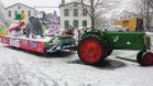 2013 Holiday Parade GNRC float
