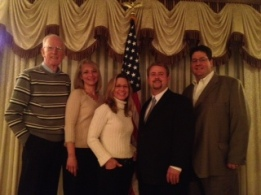 Endorsed Candidates for 2013  Dick Weaver, Tammy Sutton, Kyle McKessey, Mike Gallager and Kyle Davis